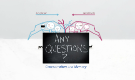 Thinking Skills - Concentration & Memory