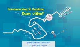 Benchmarking in Romania