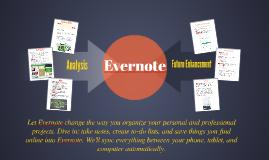 Evernote Analysis