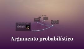Argumento probabilístico