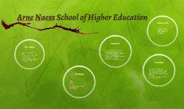 Arne Naess School of Higher Education