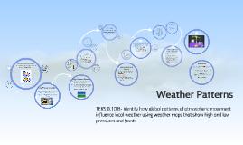 Relationship Between Air Pressure & Weather Patterns