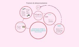 las fuentes de transcripción, los documentos digitados, los diferentes soportes documentales y las fuentes de almacenamiento