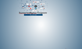 Copy of Tourism Intelligence Escaparate