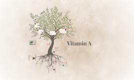 Copy of Vitamin A