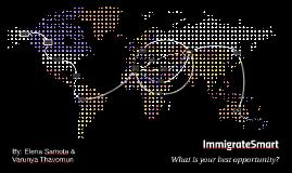 Immigrate Smart: Final Presentation