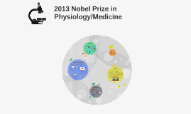 2013 Nobel Prize in Physiology/Medicine