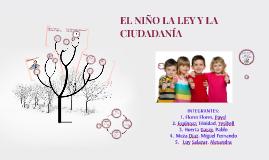 Derecho del Niño y adolescentes
