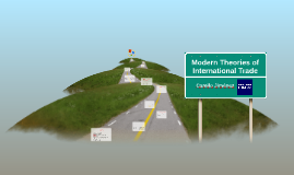 Week 4: Modern Trade Theories