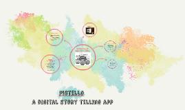 Pictelo: a digital story telling app