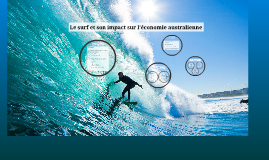 Le surf et son impact sur l'économie australienne