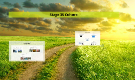 Stage 35 Culture