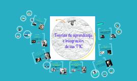 Teorías de aprendizaje e integración de las TIC