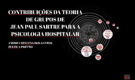 Psicologia Hospitalar e Existencialismo