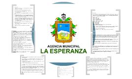 Copy of Presentación Agencia Municipal de La Esperanza