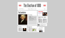 Copy of The Election of 1800