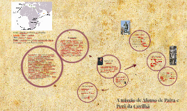 A viagem de Afonso de Paiva e Perô da Covilhã
