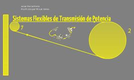 Copy of Sistemas Flexibles de Transmisión de Potencia