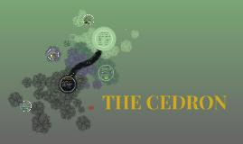 THE CEDRON