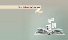 Mrs. Bokano's Classroom
