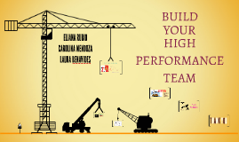 Build your High Team Performance