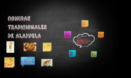 Copy of COMIDAS TRADICIONALES DE ALAJUELA