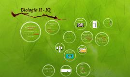 Biología II - IQ