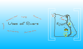 Impact of Rivers (With reference to River Nile)