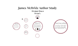 James McBride Author Study