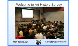 OER and Gamification in Art History Survey