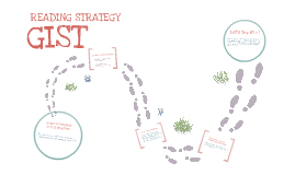 GIST READING STRATEGY by Elvia Lopez on Prezi