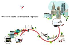 The Lao People's Democratic Republic
