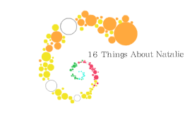 16 Things About Natalie