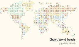 Chan's World Travels