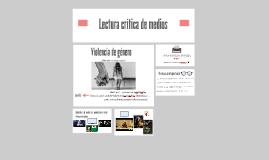 Lectura crítica de medios