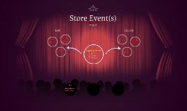 Nikolaj d'Étoiles Store Event