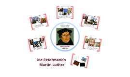 Die Reformation Martin Luther