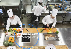 Welcom to Your Kitchen Training