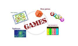 Games ESL