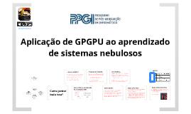 Aplicação de GPGPU ao aprendizado de sistemas nebulosos (2)