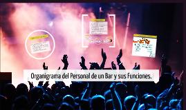 Copy of Funciones del Personal de un Bar y sus Funciones.