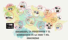Copy of Gorbachov, la perestroika y el hundimiento de la URSS y del