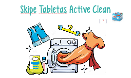 Skipe Tabletas Active Clean