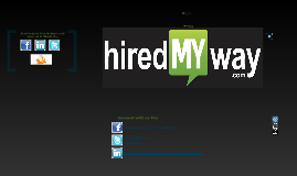 hiredMYway.com Referral Program