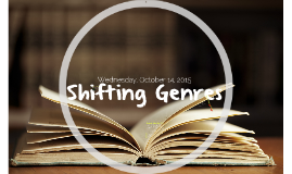 Shifting Genres