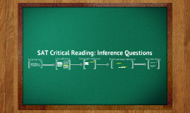 PrepSonic's guide to SAT Critical Reading: Inference