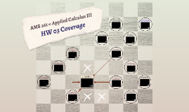 AMS 261 (HW 03 Coverage)