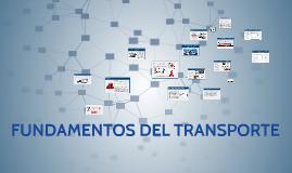 Copy of CAPITULO 6  FUNDAMENTOS DEL TRANSPORTE