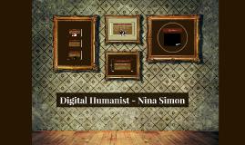 Digital Humanist - Nina Simon