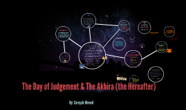 Copy of The Day of Judgement & The Akhira
